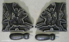 Berliner Zinnfiguren | Schneider/Leipzig: Aluminiumform: Französischer Kürassier im Angriff, 1870 bis 1871 | purchase online