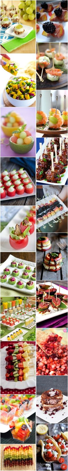 Top 50 Mouthwatering Summer Wedding Appetizers