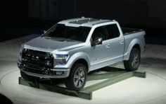 2015 Ford F 150 supercab