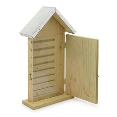 Look what I found at UncommonGoods: Mason Bee Observation House for $33 #uncommongoods