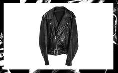 La giacca più amata dai bikers di tutto il mondo oggi è un capo cult. Complice il suo fascino rock'n roll