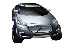 Volvo XCC Concept on Behance