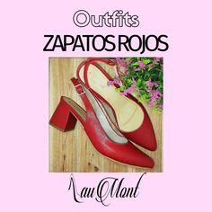 Pocas prendas resultan tan sensuales como unos zapatos rojos, ¿verdad? se trata de un complemento que aporta personalidad y distinción a cualquier outfit, solo que a veces no encontramos como usarlos. Por está razón te compartimos diferentes opciones para crear estilos con zapatos rojos.  Entre los tonos que siempre combinan con este color son: El blanco, el negro, el beige, el azul marino, el verde oliva, el fucsia y el rosa claro. Louboutin Pumps, Christian Louboutin, Beige, Outfits, Heels, Fashion, Pink, Olive Green, White People