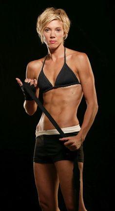 Jackie Warner - Fitness Women