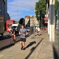 Street View, London, Running, Keep Running, Why I Run, London England
