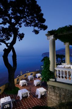 5-star hotel in the center of Sorrento   Sea view and private beach   Hotel Bellevue Syrene