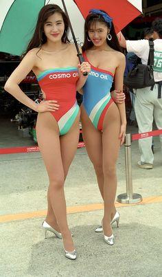 Japan legs racing queen pantyhose