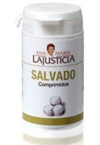 Ana Maria Lajusticia Salvado 110 comprimidos. Comprar aqui: http://www.suplments.com/ana-maria-lajusticia-salvado-110-comprimidos