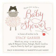 26 best lamb baby shower images on pinterest baby boy shower little lamb baby shower invites by elline filmwisefo