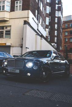 Mansory Bentley