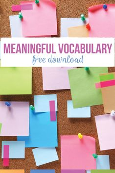 Create a vocabulary list that will allow for scaffolded vocabulary activities & engaging high school English activities. How to make a vocabulary list? How to organize vocabulary words? Make a vocabulary list that will connect to literature lessons. A free download, a vocabulary list for secondary students is included. List Of Vocabulary Words, Vocabulary Instruction, Teaching Vocabulary, Teaching Language Arts, Vocabulary Activities, English Activities, Teaching Reading, Teaching Resources, Middle School English