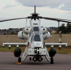 In November 2013 three South African Denel Rooivalks attack helicopters were deployed to the Democratic Republic of Congo as part of the United Nations operation there. Shortly after arrival they fired their weapons in anger for the first time, attacking M23 rebel positions. Since then, these white Rooivalks have successfully engaged other rebel targets in the DRC.
