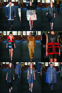 Ellus Inverno 2014  -- SPFW http://www.thefashionlineup.com/