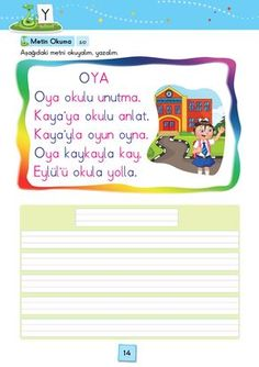 1. Sınıf Konu Anlatım SES FASİKÜLLERİ Education, Words, Turkish Language, Onderwijs, Learning, Horse