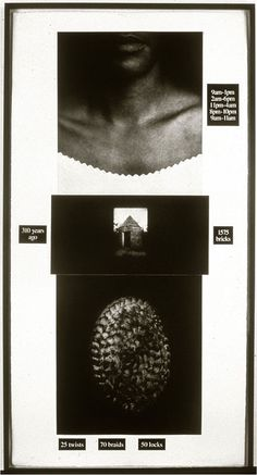 Counting | Lorna Simpson