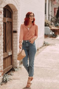 A Cardigan Outfit You'll Want to Recreate Immediately | She Saw Style