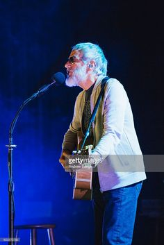 Yusuf performs at O2 Apollo Manchester on November 14, 2016 in Manchester, England.