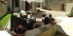 Il Giardino d'estate del B&B La Rocca di Cavour