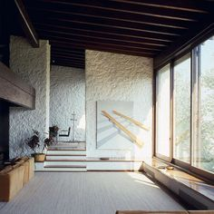 The inspirational designs of Greek architect Nicos Valsamakis today on Yatzer.com / House in Filothei, Attica, #Greece. Photo © #NicosValsamakis.
