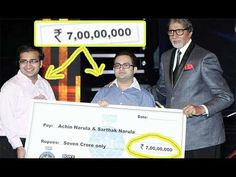 Kaun Banega Crorepati 'KBC 8' finds first ever 7 CRORE Winner l Big B pr...