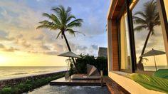 Casa De La Flora: Secluded modern paradise set next to the stunning Andaman Sea