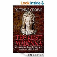 Flurries of Words: 99 CENT BOOK FIND: The First Madonna by Yvonne Cro...