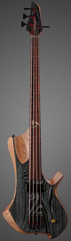 "Padalka Guitars ""Ennea Corvus"" --- https://www.pinterest.com/lardyfatboy/"