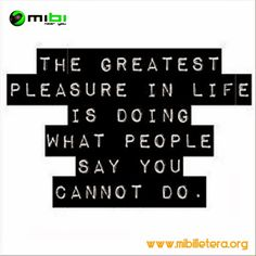 You can it! In Mibi, we want you to smile, we want to motivate you to get everything that you want and doing your life more easy Know us! www.mibilletera.org Mibi, Near you!