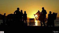 https://flic.kr/p/BkEaVf   Scenes with sunset at Las Canteras 03   All rights reserved © Alberto J. Espiñeira Francés. Registered work. Do not use this image on any media without my explicit permission. Yes, my photo has signature, watermark and registration stamp. I know, I have set intentionally.
