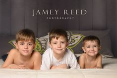 BROTHERS | JAMEY REED PHOTOGRAPHY | LIFESTYLE SESSION | FORT PAYNE ALABAMA | MY THREE SONS | SIBLING LOVE | NO SHOES NO SHIRT NO PROBLEM | CHILD PHOTOGRAPHY