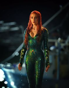 Aquaman   Veja a primeira imagem oficial de Mera no filme   Notícia   Omelete