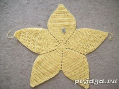 Envelope for newborn crochet