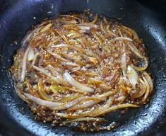 Japchae, Spaghetti, Food And Drink, Cooking, Ethnic Recipes, Kitchen, Noodle, Brewing, Cuisine