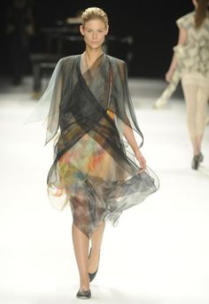 issey miyake — love the colors