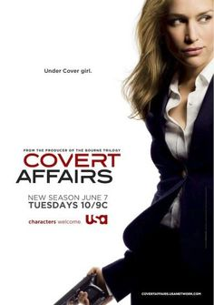Covert Affairs | Piper Perabo