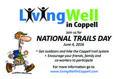 National Trails Day: