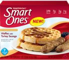 English Muffin Sandwich with Turkey Sausage - Weight Watchers® Smart Ones®