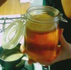 Make homemade Kombucha!! It's really easy to do and it's so good for you.  Great for digestion, disease, anti-aging, etc. It's cheap to make too. Just use the culture, tea bags, and sugar.