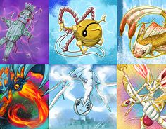 """Check out new work on my @Behance portfolio: """"TCG Cards Artworks"""" http://be.net/gallery/45396847/TCG-Cards-Artworks"""