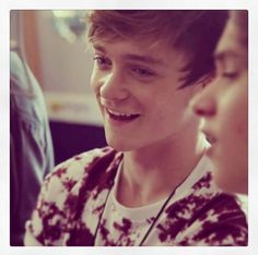 Connor Ball: the most adorable thing to ever walk the earth