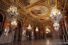 Chateau Vaux Le Vicomte intertior - Google Search
