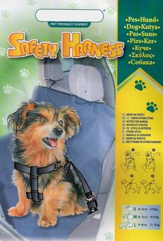 T-Pet Nylon Dog Car Safety Harness Medium -- You can get more details by clicking on the image. (This is an affiliate link and I receive a commission for the sales)