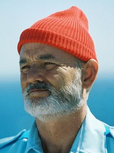 Oh captain, my captain. THE LIFE AQUATIC WITH STEVE ZISSOU (Anderson)