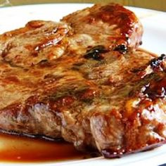 Slow-Cooked Pork Chops