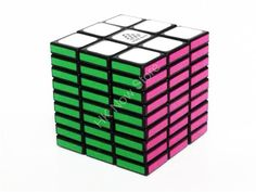 Full Function 3x3x9 I Cube Black Body - Calvin's Puzzle, V-Cube, Meffert's Puzzle, Neocube, Twisty Puzzle online store