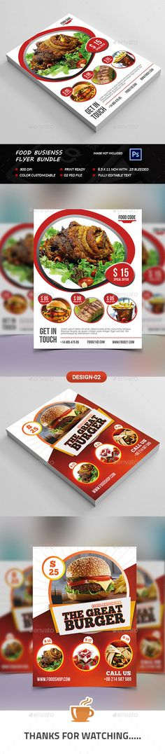 Food Flyer  A  Design Flyers And Templates