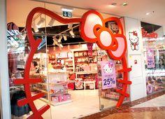 Sanrio Store in Vienna