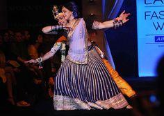 Lakme Fashion Week: Hema Malini is Neeta Lulla's Radha