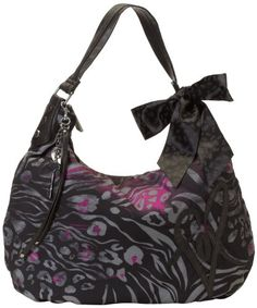 Fox Womens Juniors Comeback Hobo Handbag « Clothing Impulse