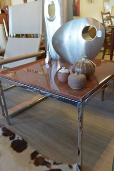 Authentic Florence Knoll Marble Top Side or Coffee Table on Etsy, $799.00